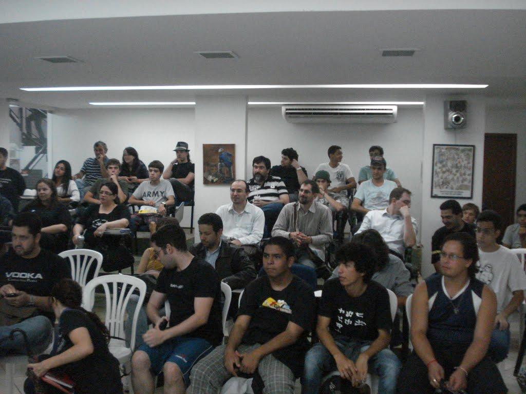 público Conversa sobre RPG