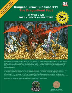 Dungeon Crawl Classics