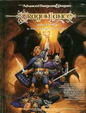 Dragonlance_Adventures_1987_book_cover