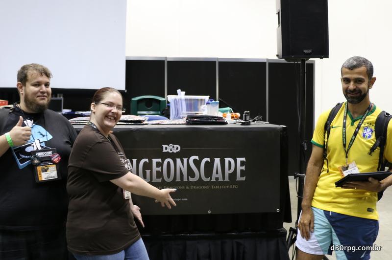 testando DungeonScape!