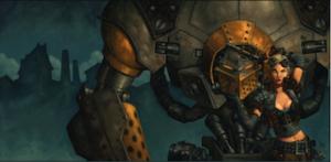 Warmachine-reinos de ferro