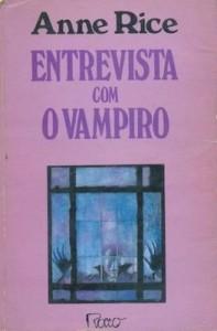 Entrevista com o vampiro (capa da 1ª ed. Br)