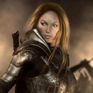 Baronesa Allicia Truesilver, Protetora das Stonelands