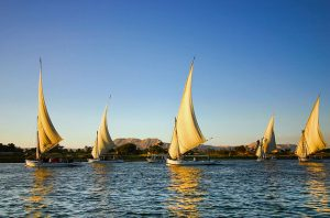 egypt-luxor-feluccas-on-nile