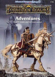 TSR2106_Forgotten_Realms_Adventures